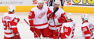 Central Division - Detroit Red Wings